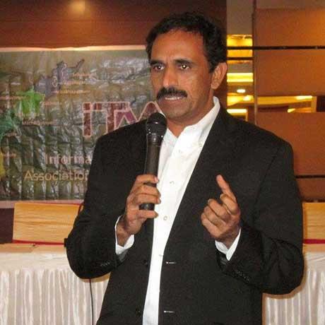Ravi Eswarapu