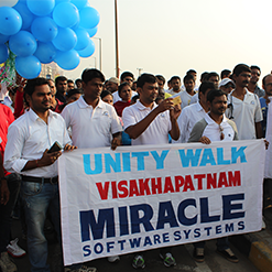 Unity Walk-2014