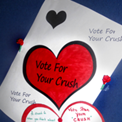 Vote For Your Crush-2015