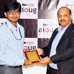 Vizag Chapter - AIOUG | 2016