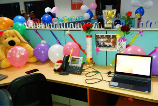 Cubicle Contest